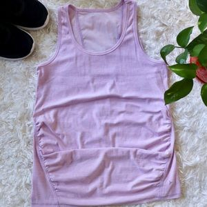Old Navy Maternity Breathe ON Mesh-Back Tank